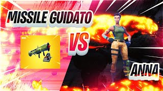 VS ANNA guided rocket 😂 Fortnite royal battle!!