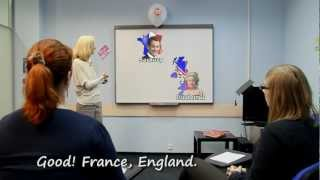 Уроки английского языка для начинающих. Выпуск №1.