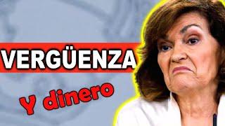 ¡Pero qué poca VERGÜENZA tienen! Carmen, Pedro y Tezanos: nuestra crisis es VUESTRA INDIGNIDAD.