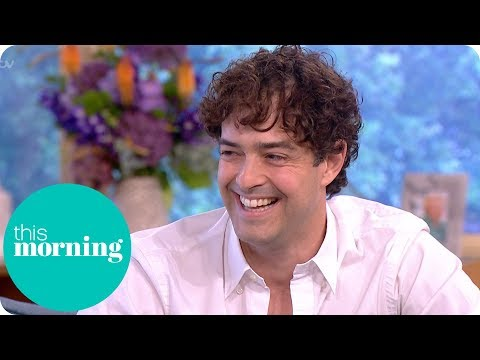 Holby City's Lee Mead Hopes Lofty Will Finally Find Romance With Dom   This Morning