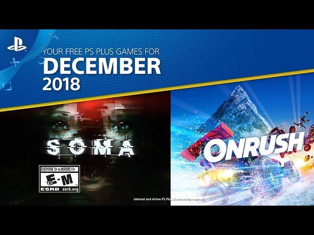 Estos Son Los Juegos Gratis De Ps Plus Y Xbox Live Para Diciembre 2018