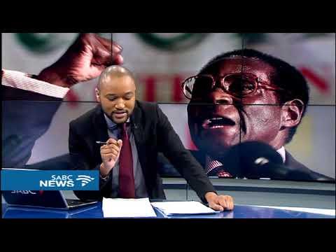 ZANU-PF Spokesperson Mandaza on Mugabe stepping down