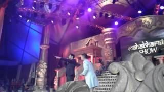 Aham Sharma singing a song ~ 03-10-2014 Mb show