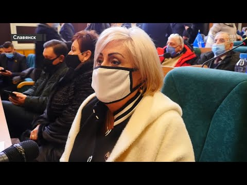 Новости Донбасса: Неля Штепа и ветераны АТО на сессии в Славянске