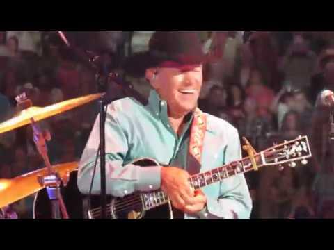George Strait - Write This Down/2018/Tulsa, OK/BOK Center