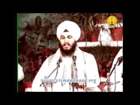 AGSS 1992 : Raag Gauri - Purvi deepaki Bhai Amrik Singh Zakhmi