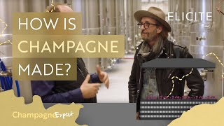 How Is Champagne Made? The Champagne Making Process Explained