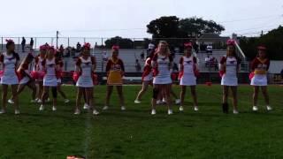 ALHS Cheerleaders vs Balboa