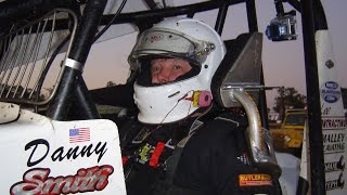 Danny Smith at Volusia Speedway Park