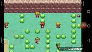 POKEMON FIRE RED EP 2 DERROTANDO LIDER DE GINASIO MYSTY E VERMILION CITY