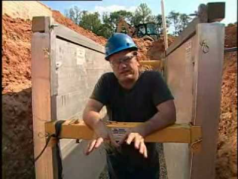 Trenching Excavation Safety Youtube