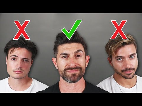 6 Easy Ways To Have A BETTER Hairstyle! (BluMaan, Alex Costa, Alpha M.)