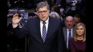 WATCH: AG Barr addresses Mueller Report in testimony before Senate Committee