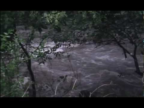 Austin, Texas flash flood, July 15, 2012