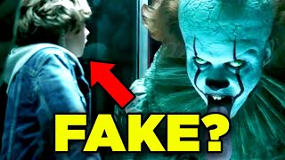 IT Chapter 2 PENNYWISE Illusion Revealed! #TotalConspiracy
