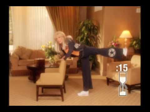 7 minute lower body workout youtube. Black Bedroom Furniture Sets. Home Design Ideas