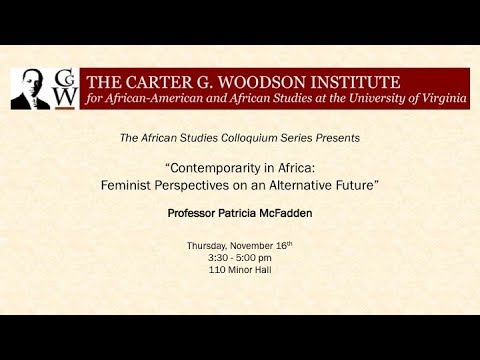 Contemporarity in Africa: Feminist Perspectives on an Alternative Future