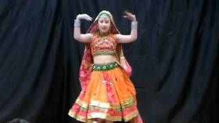 Bollywood dance Lal Garara by Ekaterina Okurenkova