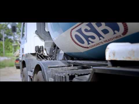 """TV Commercial """"Concrete Readymix"""" for O.S.B. CONCRETE N.V. by MINVES"""