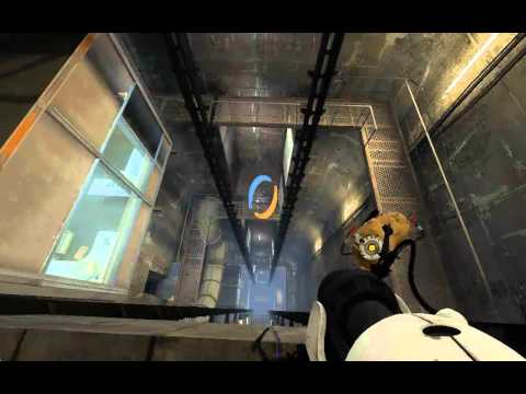 Let's Play Portal 2 - Part 9 - Take the Lemons Back