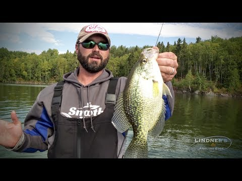 KILLER Crappie Fishing In Canada