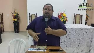 Família Ebenézer - Culto de Oração: Vencendo o medo do luto -06/12/2020