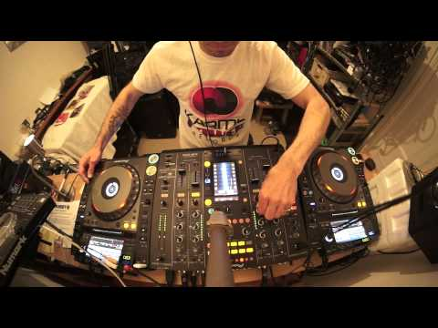 KARMIC POWER RECORDS HOUSE MIX GARAGE DANCE MUSIC DJ MIXING