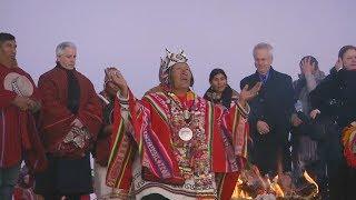 Ладони к солнцу: индейцы аймара встретили 5525 Новый год (новости)