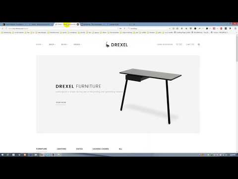 ECommerce PSD To HTML Class 1 (Bootstrap 4).