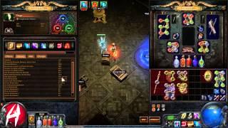 Path of Exile Act 4 Beta: Lightning Arrow Ranger Gear Update!