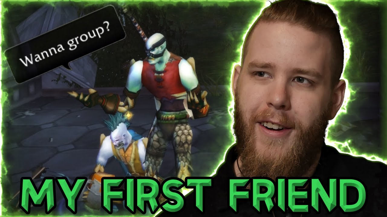 STORY TIME: My First Friend in World of Warcraft... thumbnail