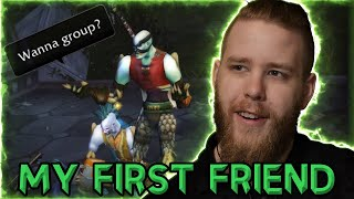 STORY TIME: My First Friend in World of Warcraft...
