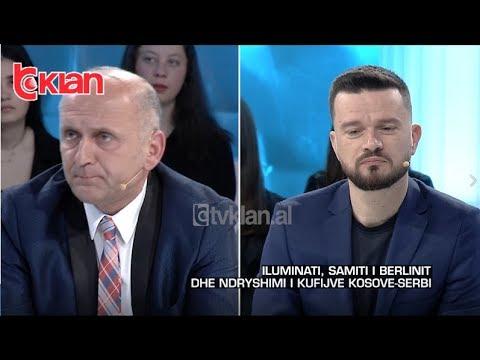 Zone e lire - Iluminati, samiti i Berlinit dhe ndryshimi i kufijve Kosove-Serbi! (10 maj 2019)