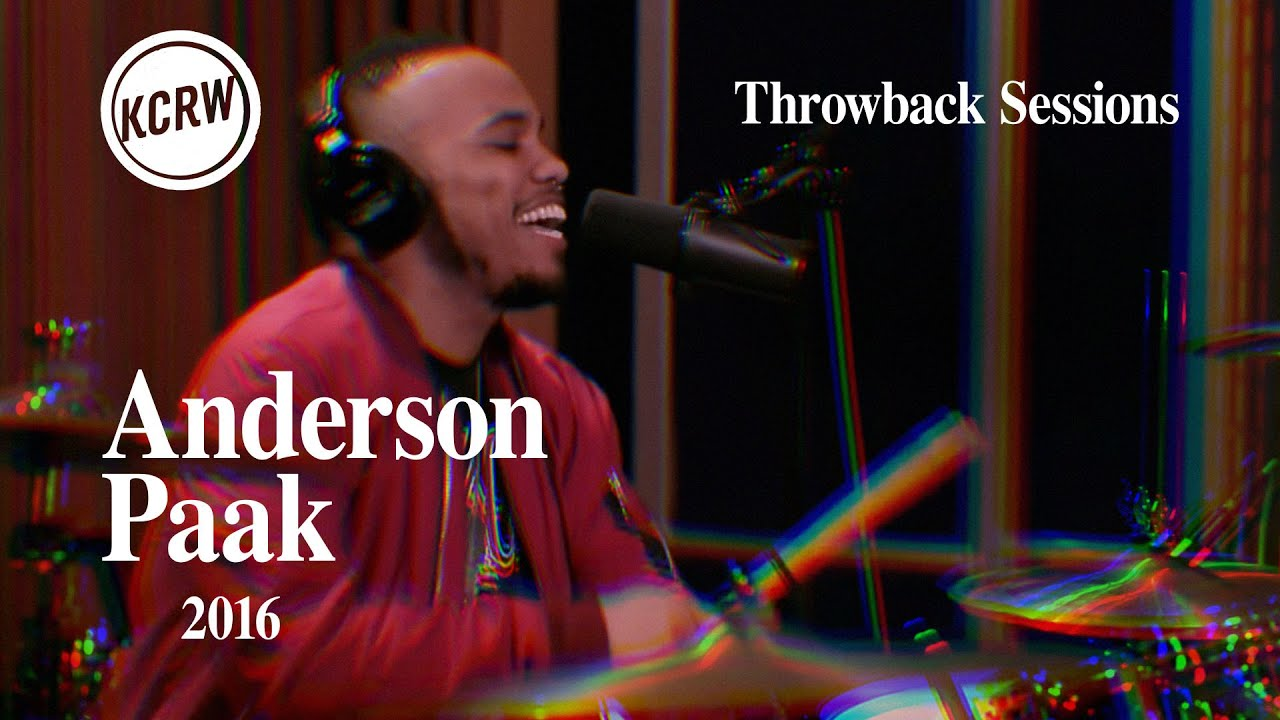 Download Anderson Paak - Full Performance - Live on KCRW, 2016