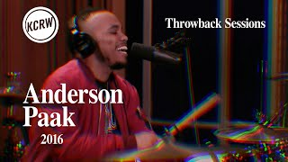 Anderson Paak - Full Performance - Live on KCRW, 2016