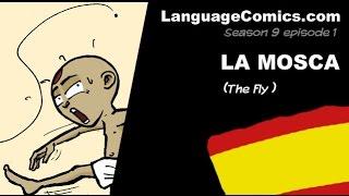 İngilizce altyazı ~ S9e1 ile İspanyol çizgi film - La mosca