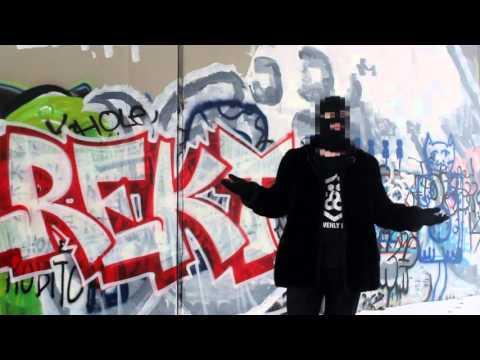 EREKT - Word on the Street Part 4 - Detroit Graffiti Documentary