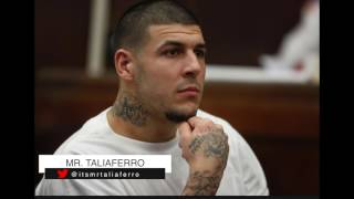 Aaron Hernandez Puts A Tragic End To A Very Pathetic Story