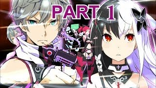 Conception II: Children of the Seven Stars Vita Walkthrough Part 1 {English, Full 1080p HD}