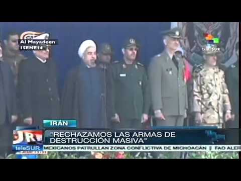 Iran has right to use nuclear energy: Hassan Rouhani