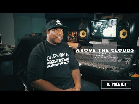 "DJ Premier Breaks Down Gang Starr's ""Above The Clouds""  Beat Break Ep 4"
