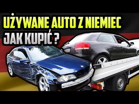 Jak kupić w Polsce samochód używany. Auta sprowadzane z Niemiec cz.2