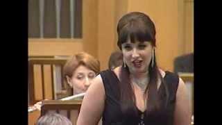 Tatyana Starkova- Verdi -Kavatina di Leonora