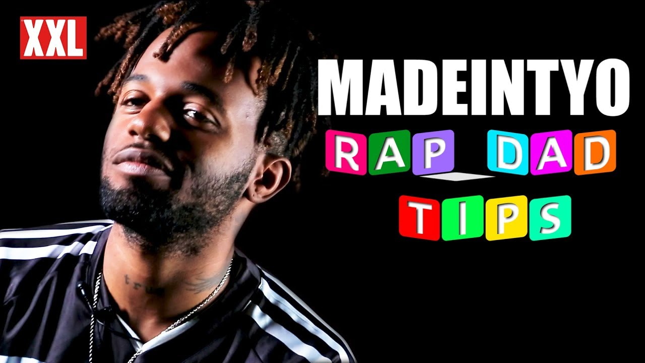 Madeintyo's Tips on Being the Best Rap Dad You Can Be