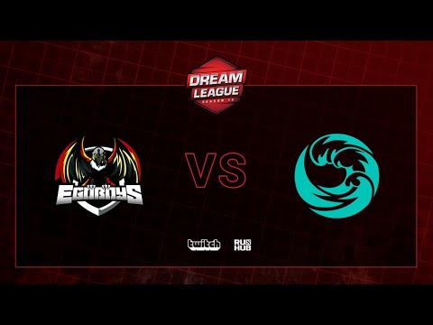 VOD: EgoBoys vs BeastCoast - DreamLeague Season 13 - Game 1