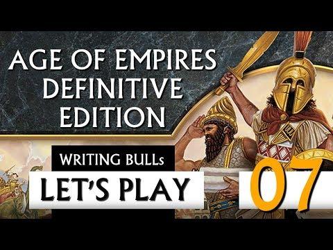 Let's Play: Age of Empires Definitive Edition (07) [deutsch]