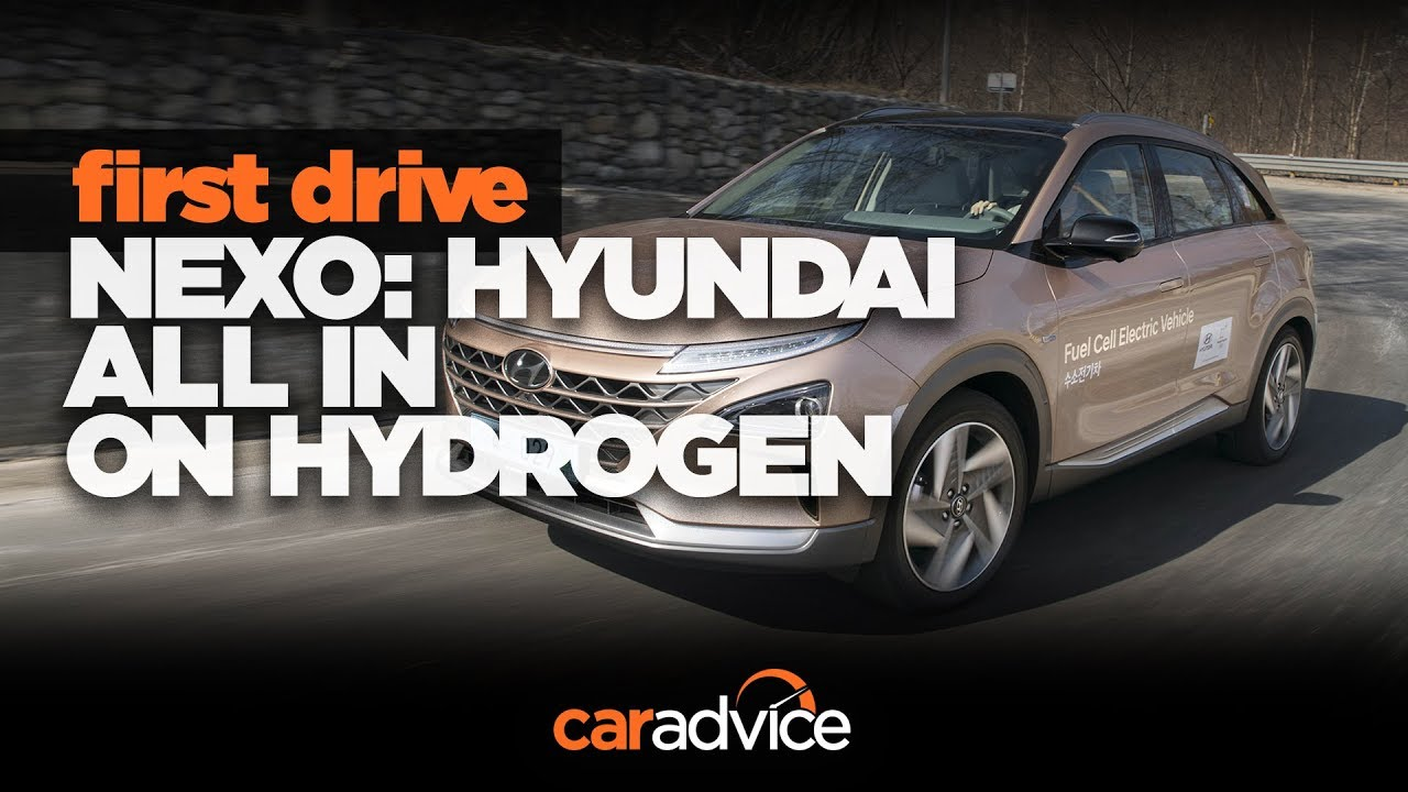 Hyundai Nexo review: Is this the future? - Dauer: 4 Minuten, 40 Sekunden