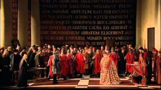 Plácido Domingo stars in Simon Boccanegra (NEW DVD - Covent Garden)