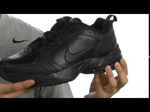 d17bd38361f74 Nike Air Monarch IV Black Black - Trendzmania.com Free Shipping BOTH ...