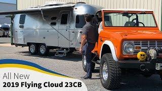 2019 Airstream Flying Cloud 23CB Walk Through Travel Trailer Camper
